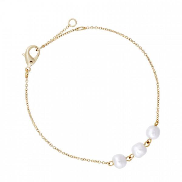 Armkettchen 3 Perlen