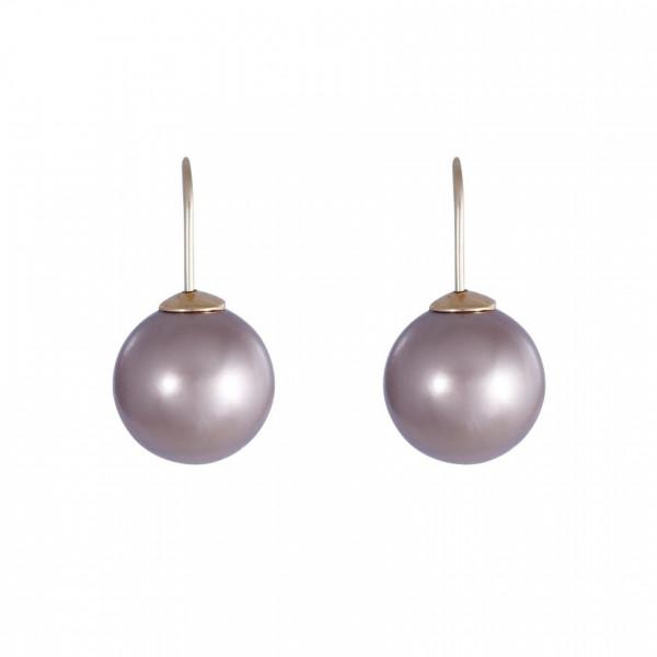 Perlenhänger Bronze