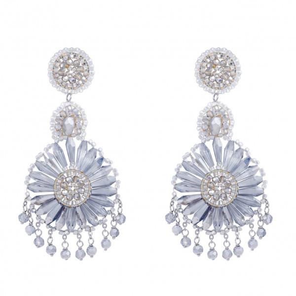 Boho Sparkling Silver