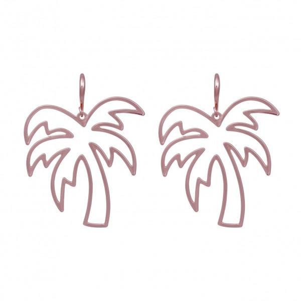 Palmenohrring