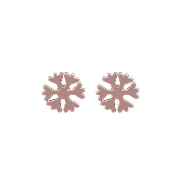 Snowflake rosé vergoldet