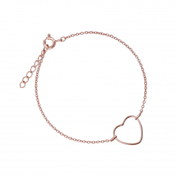Herz CUT OUT Armband RG