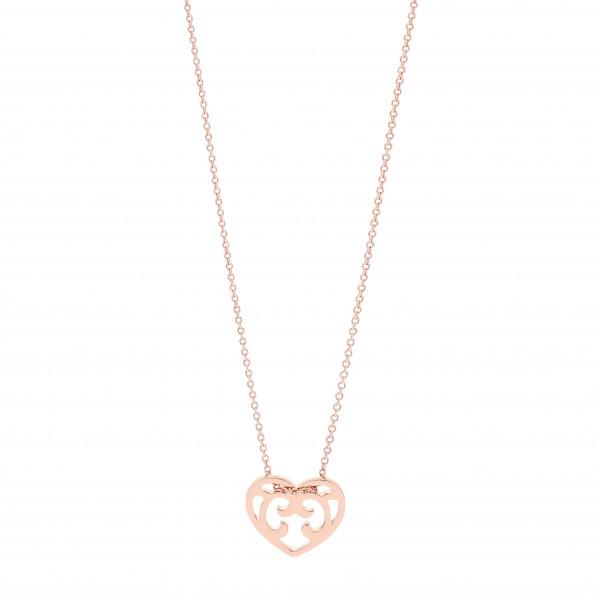 Kette mit Ornament Herz
