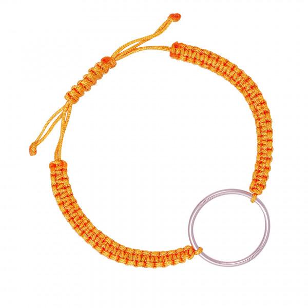 Armband Ring orange